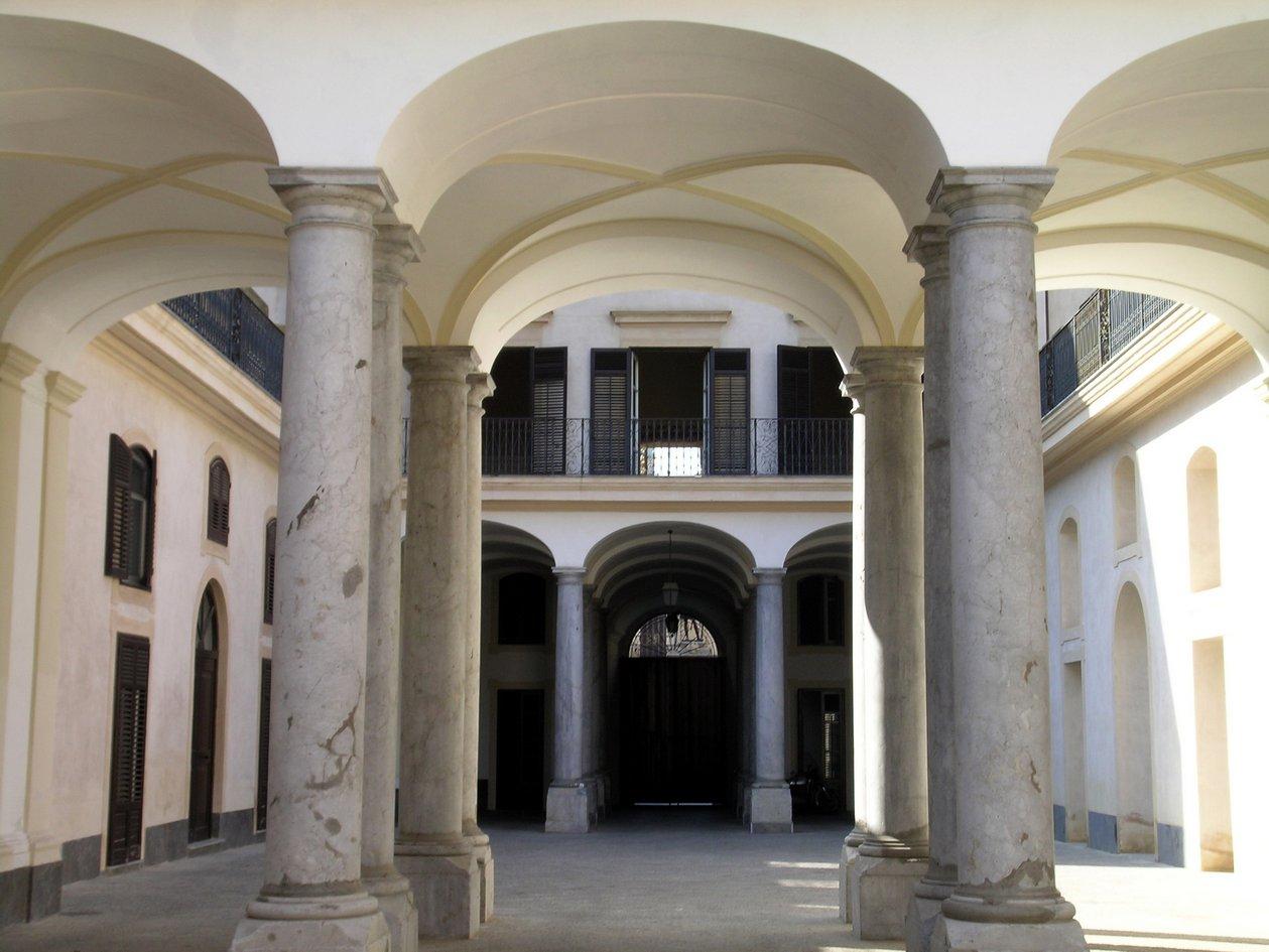 Palazzo Riso a Palermo