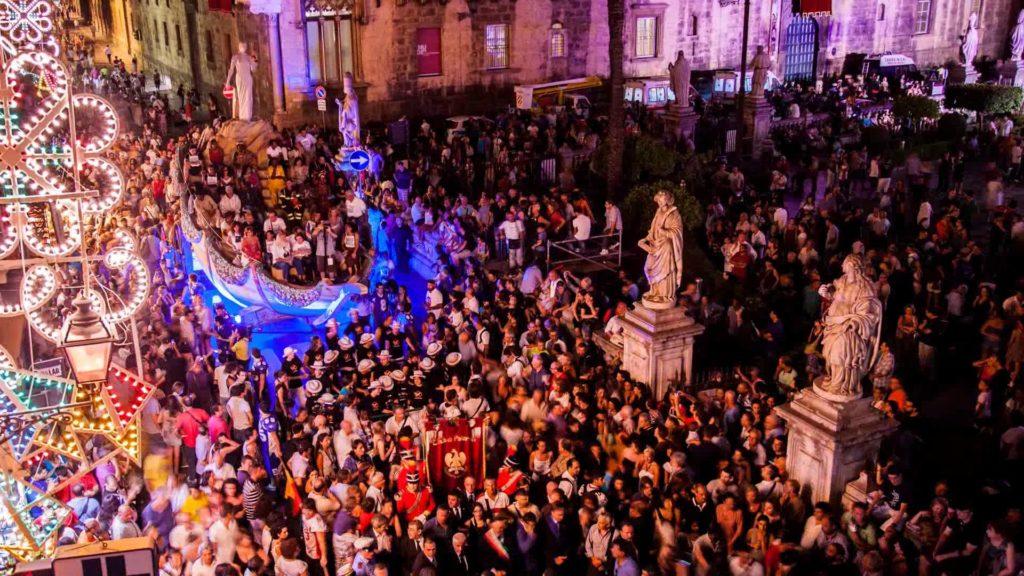 Festino Santa Rosalia Palermo 2018